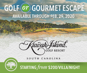 Kiawah Island Golf Resort Winter 2019