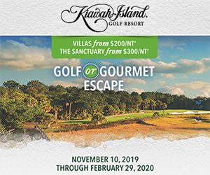 Kiawah Island Resort Fall 2019